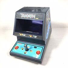 Sega 1982 ZAXXON COLECO Mini Arcade Tested And Working (see Description)