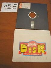 Floppy disc 5.25 inch 5 1/4 Commodore 64 & 128 Disk scritta giochi n. 17 fanta