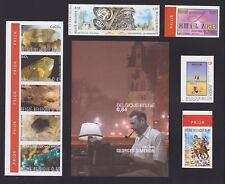 Belgique 2003 Cob# 3169/79 NON DENTELES Imperforate MNH - Cat Val 250€.....A4438