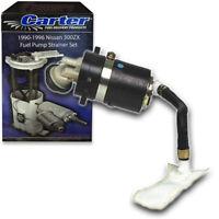 Carter Fuel Pump Strainer Set for 1990-1996 Nissan 300ZX 3.0L V6 - Engine za