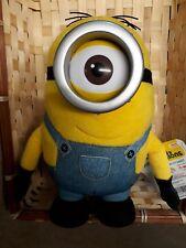 Minion Stuart Despicable Me Soft Plush Toy