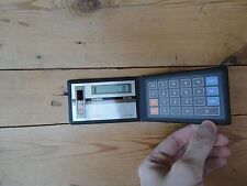 Vintage Casio Calculator High Power Solar Cell SL-80E Made In Japan Pocket Size