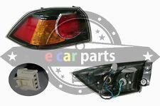 MITSUBISHI LANCER CJ SEDAN 09/07 - 2010 LEFT HAND SIDE TAIL LIGHT OUTER BLACK