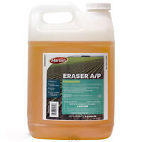 Eraser A/P 41% Glyphosate with Surfactant Weed Grass Killer 2.5 Gallon Herbicide