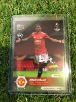 Topps NOW Europa League 2020/21 / Amad Diallo / RC Card 01 / Manchester United