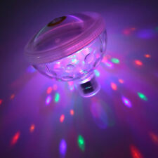 Floating Underwater LED Light Glow Show Swimming Pool Hot Tub Spa Lamp New