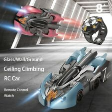 Anti Gravity Wall Climbing RC Car Electric 360 Rotating Toy Cars Remote Control
