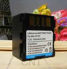 Battery PACK for JVC BN-VF707U BN-VF714U BN-VF733US Everio GZ-MG21U GZ-MG20