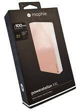 Mophie Powerstation XXL 20,000 mAh (3 Ports) Power Bank - Rose Gold