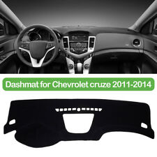 DashMat Dashboard Dash Cover Mat Pad  Fit For Chevrolet Cruze 2010-2014 W/Consol