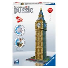 Ravensburger Big Ben Building 3d Puzzle 216 Piece. Postage