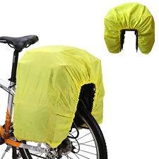 Reflective Waterproof Cover Bicycle Bike Rack Pack Bag Dust Rain Cover