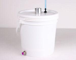 Powder Coating 2LB Constant Fluidizing Hopper Kit for Wagner Gema SpectraCoat