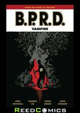 BPRD VAMPIRE GRAPHIC NOVEL (SECOND EDITION) Paperback Collects 5 Part Series