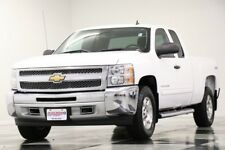 Chevrolet Silverado 1500 LT Extended Cab 4X4 Summit White Truck For Sale