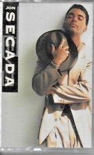 Jon Secada - Audio Cassette - 1992 - UK FREEPOST