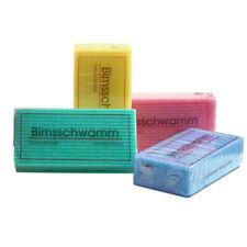 Bimsschwamm 4 Stück - Bimsstein- 100% Qualität - Hornhautentfernung - Fußpflege