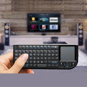Rii k01v3 mini wireless keyboard backlit laser pointer for Multimedia teaching