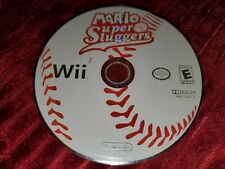 Mario Super Sluggers (Nintendo Wii, 2008) - GAME ONLY