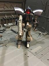Bandai Zeta Gundam MSIA Black Divers Asshimar Action Figure with weapon Lot