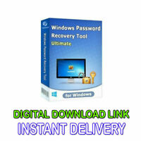 Windows 10 / 8.1 / 8/7 / XP / Vista password reset recovery without formatting