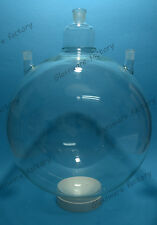 50L,50000ML,Round Bottom Glass Flask,Necks could be customized