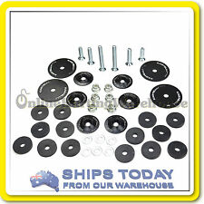 GO KART SEAT MOUNT KIT PROFESSIONAL SET ALLOY COUNTER SUNK AND SUPPORT WASHERS