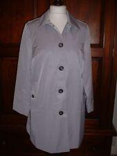 NEW Size 16 petite grey Fully Lined Coat Jacket from Debenhams