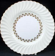 Minton CHEVIOT GOLD Luncheon Plate Vintage S534 GREAT CONDITION
