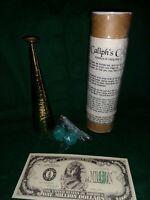 Chop Cup CALIPH'S CONE Brass Vintage Cone Glass Magic Trimdsdssx