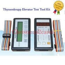 NEW OEM Thyssen Elevator Test tool MC1 MC2 Thyssenkrupp Diagnositc Tool Kit