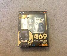 Good Smile Gsc Nendoroid 469# Dark Knight Rises Batman Hero Edition Figure Nip