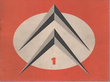 LE DOUBLE CHEVRON 1 1960 CITROEN DS 19 SALON DE GENEVE BRIGITTE BARDOT