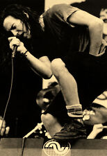 Eddie Vedder Poster, Pearl Jam, Live in Concert