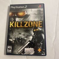 Killzone (Sony PlayStation 2, 2004) - PS2 Video Game  Complete Free Shipping