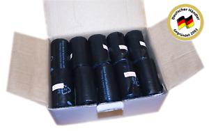 400 Stück Hundekotbeutel auf 20 Rollen, Gassibeutel 22x30,5 cm, Gassitüten;DD11