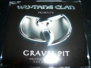 Wu-Tang Plan Gravel Pit / Protect Ya Neck Australian 4 Track CD Single