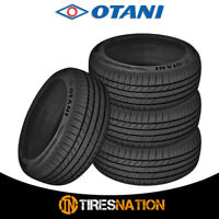 (4) New Otani EK10 195/50R16 84V Smooth Performance Tire