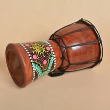 6 inch African Djembe Drum Bongo Wooden Sound Musical Instrument Professional