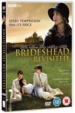 Brideshead Revisited Region 2 DVD (Emma Thompson Michael Gambon) New