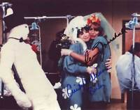 Laverne & Shirley AUTHENTIC Cast Autographed Photo COA SHA #10792