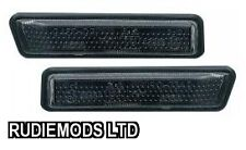 Smoked Black Side Repeaters 1 Pair to fit BMW 3 series E36 Compact 1994 onwards