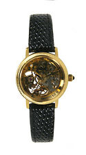 Pedre vintage V6195GX women's mechanical skeleton watch, excellent condition!