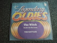 The Rattles-The Witch 7 PS-Made in Germany