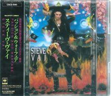 Steve Vai Passion and Warfare Japan CD w/obi 1st press CSCS-5180