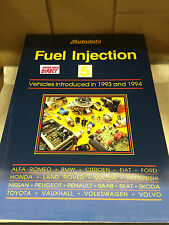 Autodata 2100-5 FUEL INJECTION DATA FOR VEHICLES INTRODUCED BETWEEN 1993 - 1994