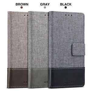 For OPPO Realme Flip Magnetic Wallet PU Leather Slim Case Stand Card Slot Cover