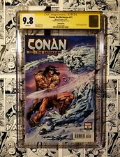 🔥CONAN THE BARBARIAN #11 RARE 1:50 NEAL ADAMS VAR. 9.8 CGC SS *ONLY 6 ON CENSUS