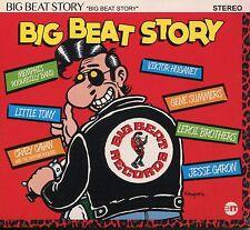Big Beat Story (Gene Summers, Jesse Garon, Little Tony, ...) (CD)