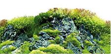 FONDO DECORATIVO DE  ACUARIO 100m X 50cm altura.paisaje,terrario,pecera .